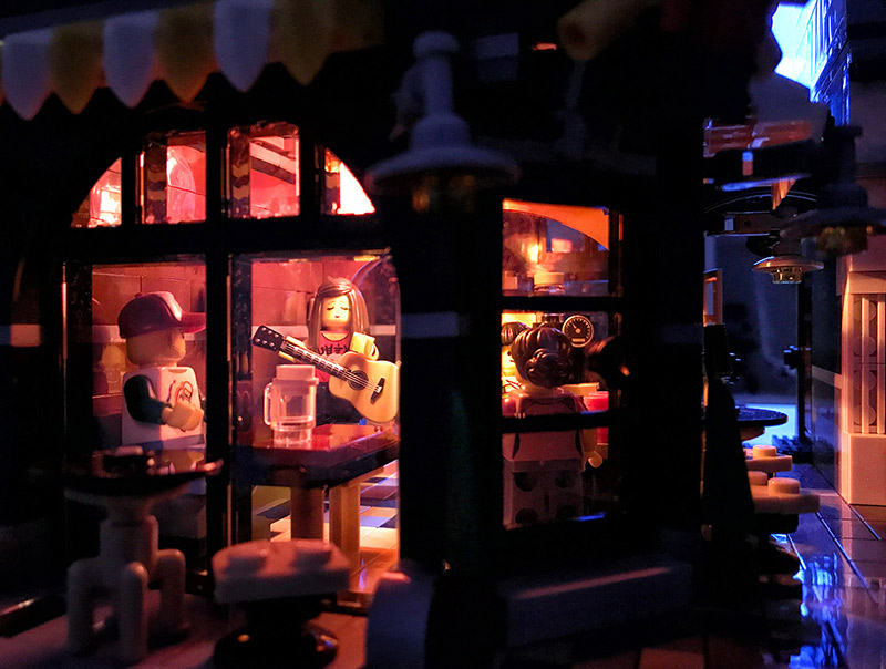 toy photography lego music club 2