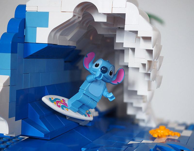 toy photography lego stitch 3