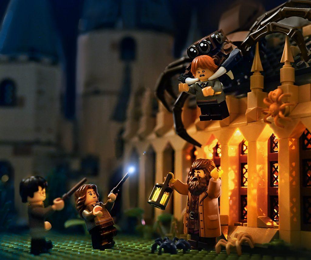 harry-potter-aragog-in-hogwarts