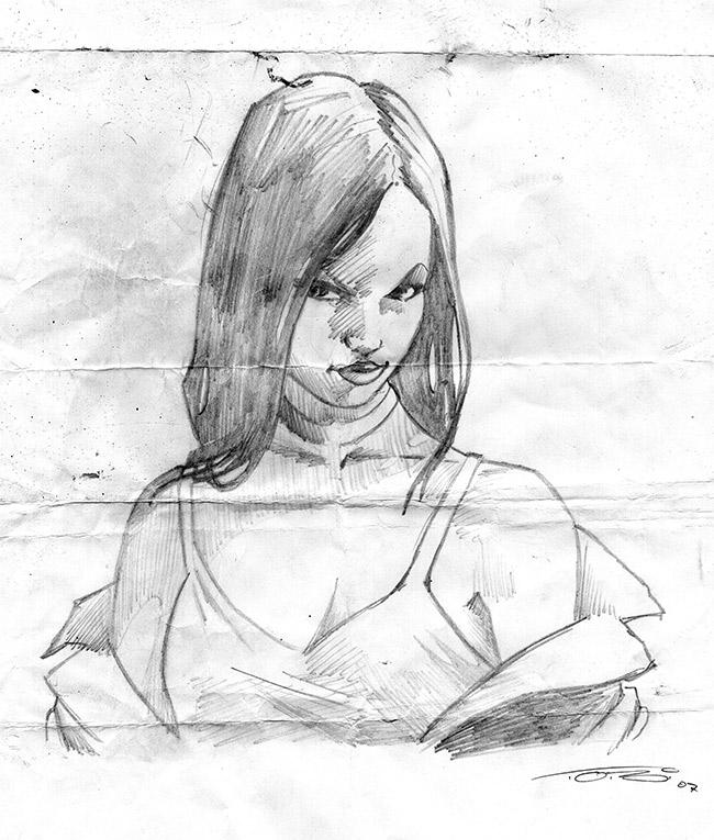 evil-gilr-sketch