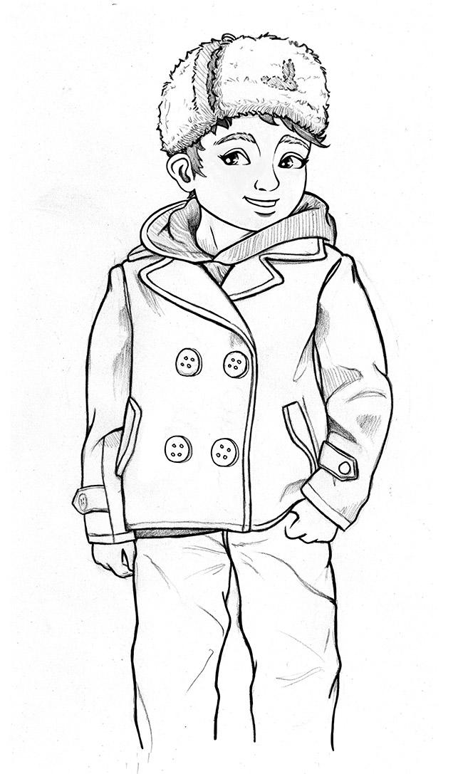 uschanka-boy