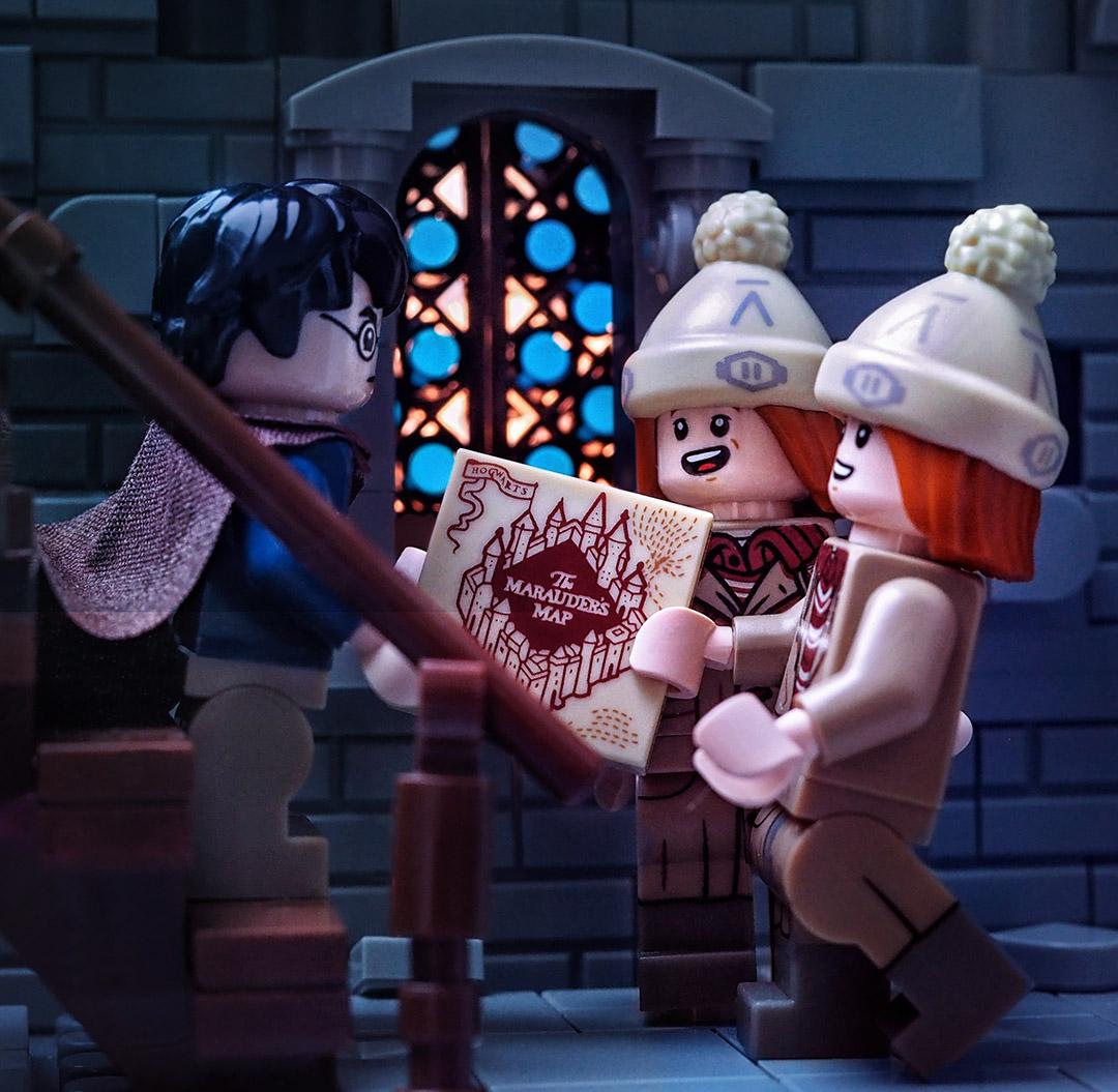 Lego HP Fred und George2