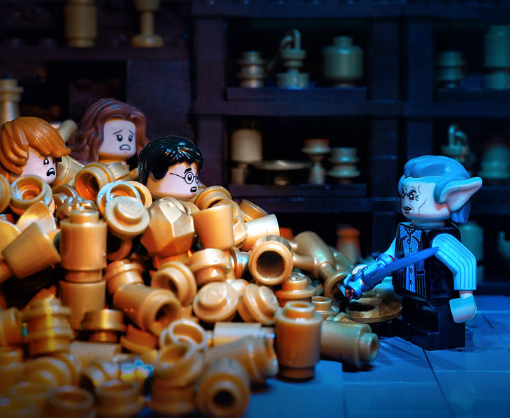 Lego-griphook-gringotts